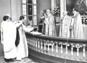 Sariolan piispanvihkimys